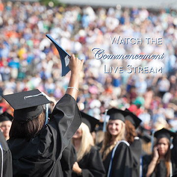 Georgia Southern Spring 2015 Commencement Live Stream on May 8 and May 9