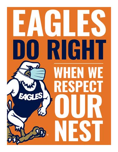 Eagles Do Right When We Respect Our Nest