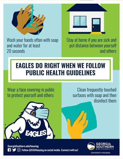 Eagles Do Right When We Follow Public Health Guidelines