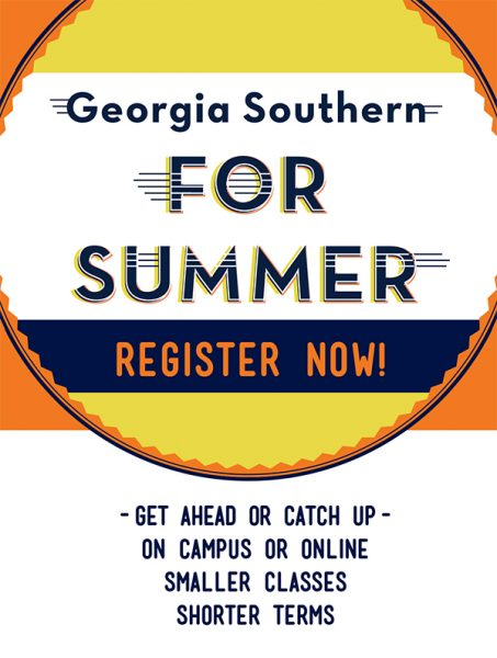 Register now for summer! Get ahead or catch up, on campus or online. smaller classes, shorter terms.