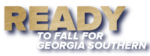 ready to fall for Georgia Southern