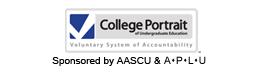 Visit the College Portrait Web site