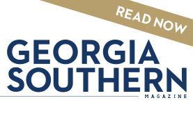Read the Georgia Southern Magazine
