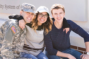 Active Duty Military Students