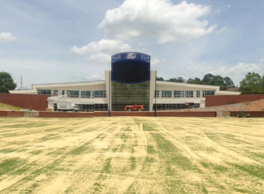 Paulson Stadium Expansion