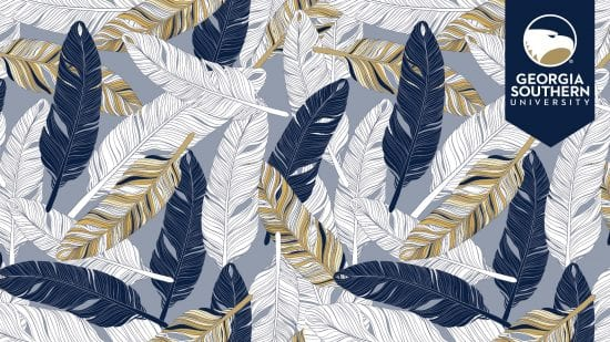 download a background of a multicolor feather pattern