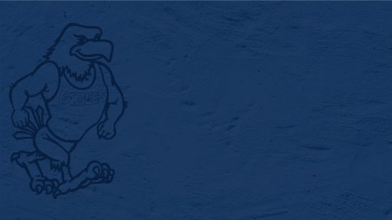 download a blue zoom background of strutter GUS